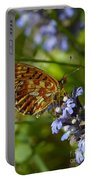 Pearl-bordered Fritillary Portable Battery Charger