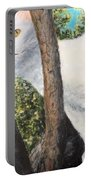 Pearl Up A Tree Portable Battery Charger
