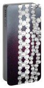 Pearls Portable Battery Charger