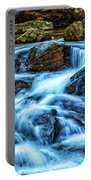 Pearsons Falls On Colt Creek Portable Battery Charger