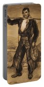 Peasant Labourers Portable Battery Charger