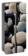 Pebbles And Cable Portable Battery Charger