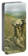 Pedestal Rock Portable Battery Charger