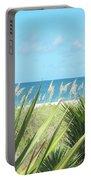 Peeking Sea Portable Battery Charger