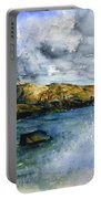 Peggy's Cove Lighthouse Landscape Portable Battery Charger