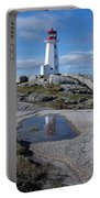Peggys Cove Nova Scotia Canada Portable Battery Charger