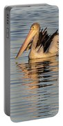 Pelican At Sunset 2 Portable Battery Charger