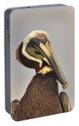 Pelican Portrait Portable Battery Charger