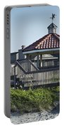 Pelican Weathervane Ocean Isle Norht Carolina Portable Battery Charger