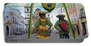Pelourinho - Historic Center Of Salvador Bahia Portable Battery Charger