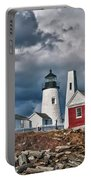 Pemaquid Point Lighthouse 4821 Portable Battery Charger