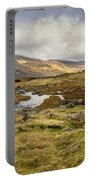 Pen Yr Ole Wen And Tryfan Mountain Portable Battery Charger