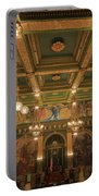Pennsylvania Senate Chamber Portable Battery Charger by Shelley Neff