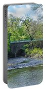 Pennypack Creek Bridge Built 1697 Portable Battery Charger