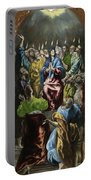 Pentecost Portable Battery Charger