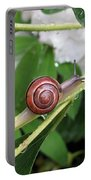 Peony Snail Portable Battery Charger