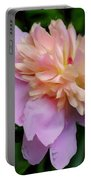 Peony Splendor Portable Battery Charger