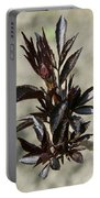 Peony Sprouts Portable Battery Charger