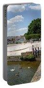 People Enjoying The Stratford Sunshine Portable Battery Charger