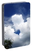 People In The Clouds Portable Battery Charger