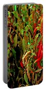 Peppers - Red Portable Battery Charger
