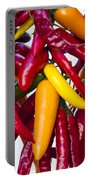 Peppers - Farmers Market - Madison - Wisconsin Portable Battery Charger