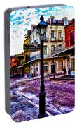 Pere Antoine Alley - New Orleans Portable Battery Charger