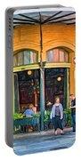 Pere Antoine Restaurant - Paint Portable Battery Charger