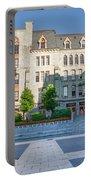Perelman Quadrangle - University Of Pennsylvania Portable Battery Charger