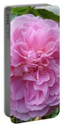 Perfect Pink Rose Portable Battery Charger