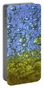 Abstract Olive Oil Portable Battery Charger