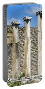 Pergamon Asklepion Colonnade Portable Battery Charger