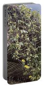 Pergola And Vines Portable Battery Charger