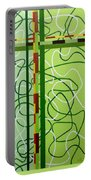 Peridot Party Portable Battery Charger