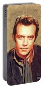 Pernell Roberts, Vintage Actor Portable Battery Charger