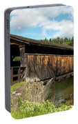 Perrine's Bridge In May Portable Battery Charger