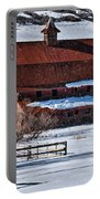 Perry Park Barn Portable Battery Charger