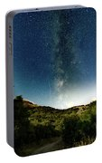 Perseids Meteor Shower  Portable Battery Charger