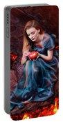 Persephone, Greek Mythological Goddess Portable Battery Charger
