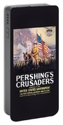 Pershing's Crusaders -- Ww1 Propaganda Portable Battery Charger