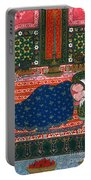 Persia: Lovers, 1527-28 Portable Battery Charger