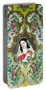 Persian Lady Portable Battery Charger