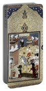 Persian Nobleman Portable Battery Charger