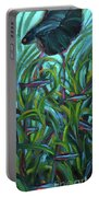 Persistent Fish Betta  Portable Battery Charger
