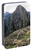 Peru: Machu Picchu Portable Battery Charger