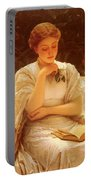 Perugini Charles In The Orangery Portable Battery Charger