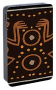 Peruvian Inca Indians Portable Battery Charger