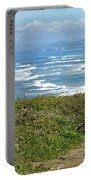 Pescadero Painter Panorama Portable Battery Charger