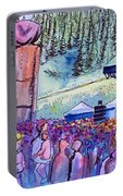 Peter Rowen At Copper Mountain Portable Battery Charger