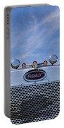 Peterbilt Semi Truck Emblem Portable Battery Charger